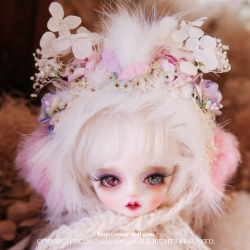 [♥Limited] Hair Dress - Snow fairy