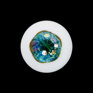 Teal Light Fantasy ▶ 12mm