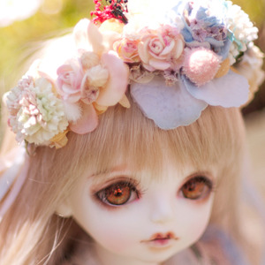 [♥Limited] Hair Dress - Early summer rabbit