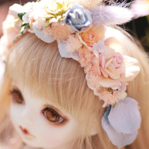 [♥Limited] Hair Dress - Baby rabbit in early summer.