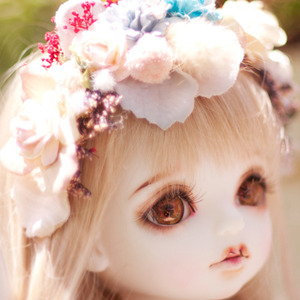 [♥Limited] Hair Dress - Fields in early summer.