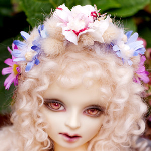 Hair Dress - Autumn fairy