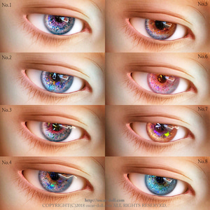 [pre-order] Real eyes 20mm